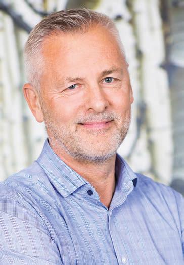 Stefan Sundqvist, affärsansvarig på Trä & Teknik